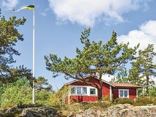 Awesome home in Åkersberga w/ Sauna, WiFi and 2 Bedrooms