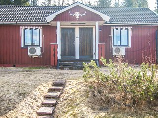 Nice home in Transtrand w/ Sauna, WiFi and 0 Bedrooms