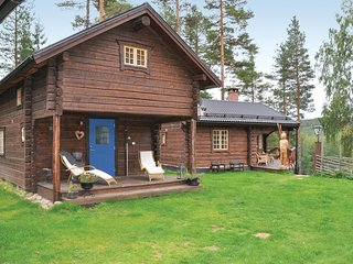 Amazing home in Mora w/ WiFi and 2 Bedrooms