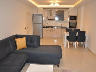 Residential complex in Mahmutla for summer break