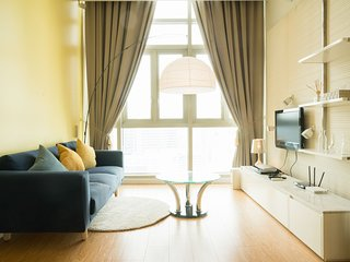 Marc Residence KLCC Twin Tower (2bedroom and bath room) by Serenity Homestay