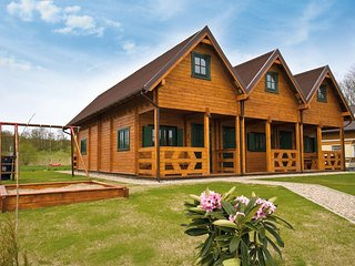 Holiday cottage 4 by the sea in Sarbinowo