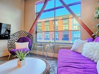 Santana Row New York Style Lofts w/ 2 Beds (2)