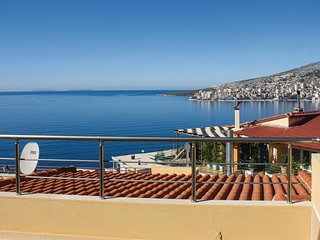 Amazing home in Sarande w/ WiFi and 2 Bedrooms (ALS111)