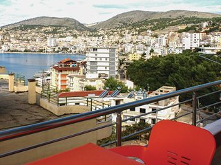 Stunning home in Sarande w/ 1 Bedrooms