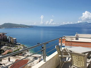 Amazing home in Sarande w/ WiFi and 1 Bedrooms (ALS170)