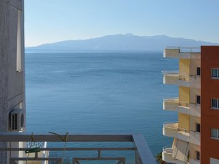 Beautiful home in Sarande w/ WiFi and 1 Bedrooms (ALS176)