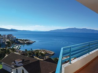 Nice home in Sarande w/ WiFi and 1 Bedrooms (ALS185)