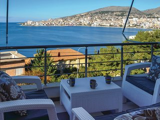 Nice home in Sarande w/ WiFi and 1 Bedrooms (ALS186)