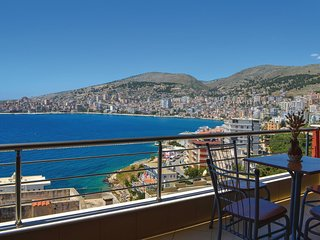 Nice home in Sarande w/ WiFi and 1 Bedrooms