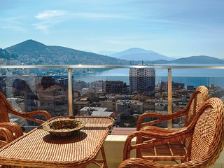 Stunning home in Sarande w/ WiFi and 2 Bedrooms