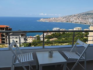 Amazing home in Sarande w/ WiFi and 1 Bedrooms