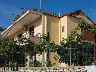Nice home in Sarande w/ WiFi and 0 Bedrooms