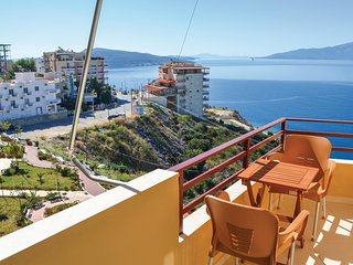 Nice home in Sarande w/ WiFi and 2 Bedrooms