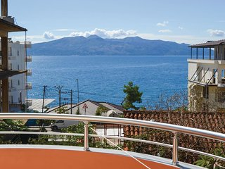 Nice home in Saranda w/ WiFi and 2 Bedrooms