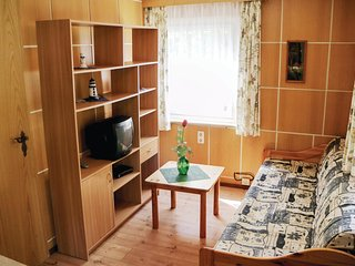 Nice home in Fuhlendorf w/ WiFi and 1 Bedrooms