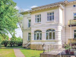 Stunning home in Prerow w/ 1 Bedrooms (DMK687)