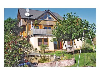 Nice home in Newel w/ WiFi and 1 Bedrooms