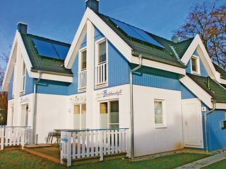 Awesome home in Breege OT Juliusruh w/ Sauna and 2 Bedrooms