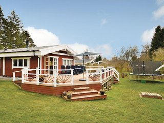 Awesome home in Bogø By w/ WiFi and 3 Bedrooms
