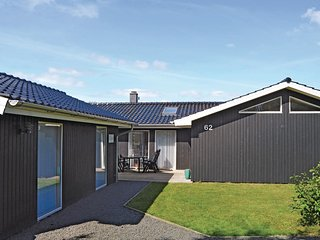 Stunning home in Vestervig w/ Sauna, WiFi and 3 Bedrooms (B40062)