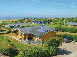 Amazing home in Vestervig w/ Sauna, WiFi and 3 Bedrooms