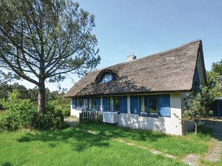 Stunning home in Vestervig w/ WiFi and 2 Bedrooms