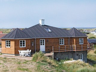 Nice home in Vestervig w/ Sauna, WiFi and 3 Bedrooms (B40617)