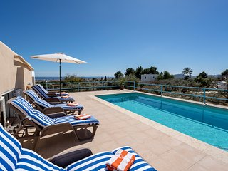 Sea View Finca next to -Playa den Bossa- / Ibiza town