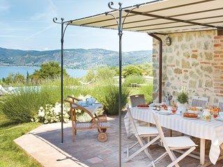 Mooi vakantiehuis met prachtig panoramazicht