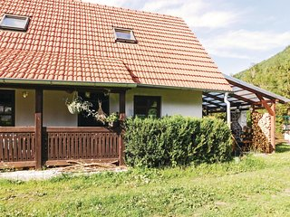 Stunning home in Hrabusice w/ WiFi and 1 Bedrooms