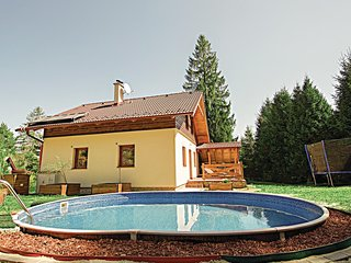 Stunning home in Smizany w/ WiFi, 3 Bedrooms and Outdoor swimming pool (TSO189)