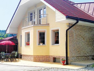 Beautiful home in Stara Bystrica w/ Sauna and 4 Bedrooms