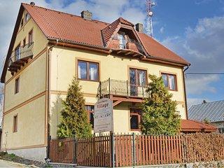 Awesome home in Velky Slavkov w/ WiFi and 1 Bedrooms