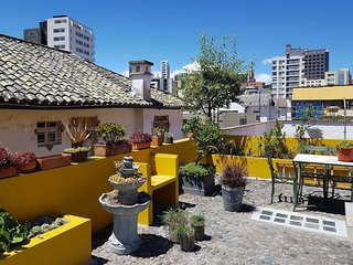 An unforgettable stay in the centre of Quito