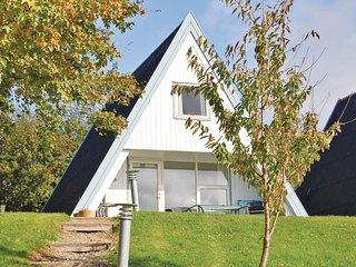 Beautiful home in Knebel w/ 2 Bedrooms
