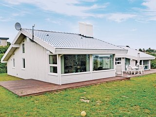Stunning home in Ebeltoft w/ Sauna, WiFi and 3 Bedrooms