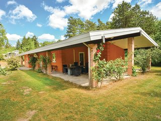Beautiful home in Rønde w/ WiFi and 3 Bedrooms (E4254)