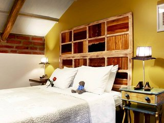 Magic stay in historic center of Quito