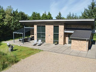 Nice home in Ringkøbing w/ WiFi and 3 Bedrooms