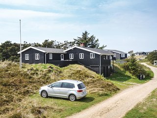 Beautiful home in Vejers Strand w/ WiFi and 3 Bedrooms