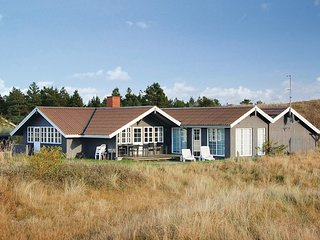 Beautiful home in Blåvand w/ Sauna, WiFi and 5 Bedrooms (P32366)