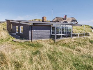 Stunning home in Ringkøbing w/ Sauna, WiFi and 3 Bedrooms
