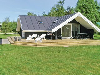 Stunning home in Ørsted w/ Sauna, WiFi and 3 Bedrooms (E5697)
