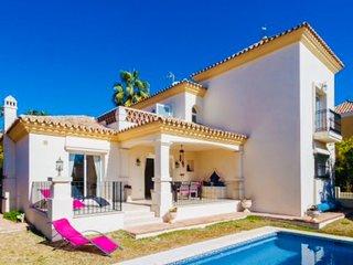 Villa Virginia holiday villa - Bahia de Marbella