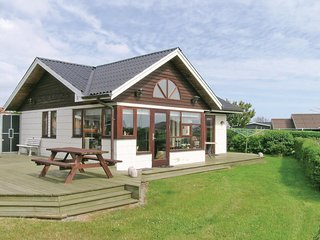 Nice home in Sæby w/ WiFi and 1 Bedrooms (E7021)