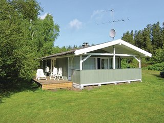 Amazing home in Saeby w/ Sauna and 3 Bedrooms