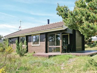 Nice home in Saeby w/ 3 Bedrooms and WiFi