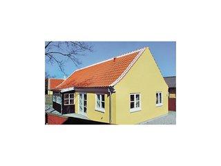 Stunning home in Skagen w/ Sauna and 3 Bedrooms