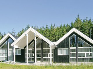 Stunning home in Sindal w/ Sauna, WiFi and 4 Bedrooms
